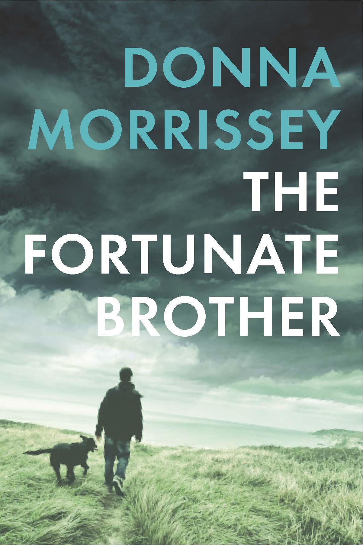 book cover, The Fortunate Brother